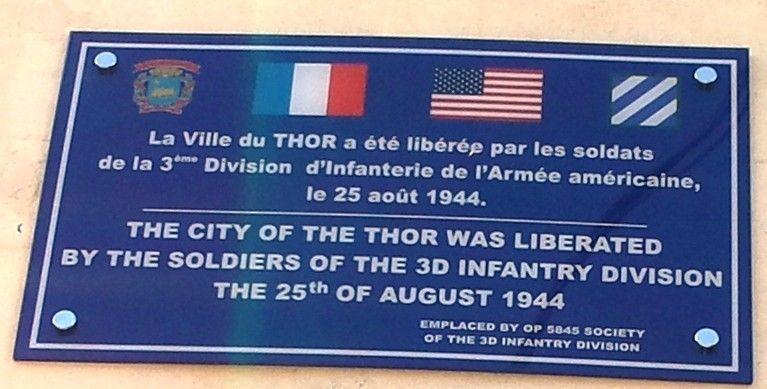 Libération 25 août 1944