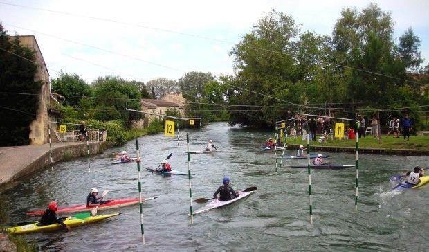 Epreuve Canoë Kayak juin 08