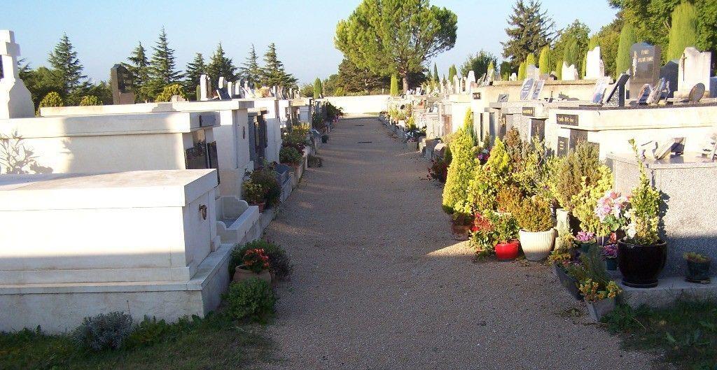 cimetière le thor 2