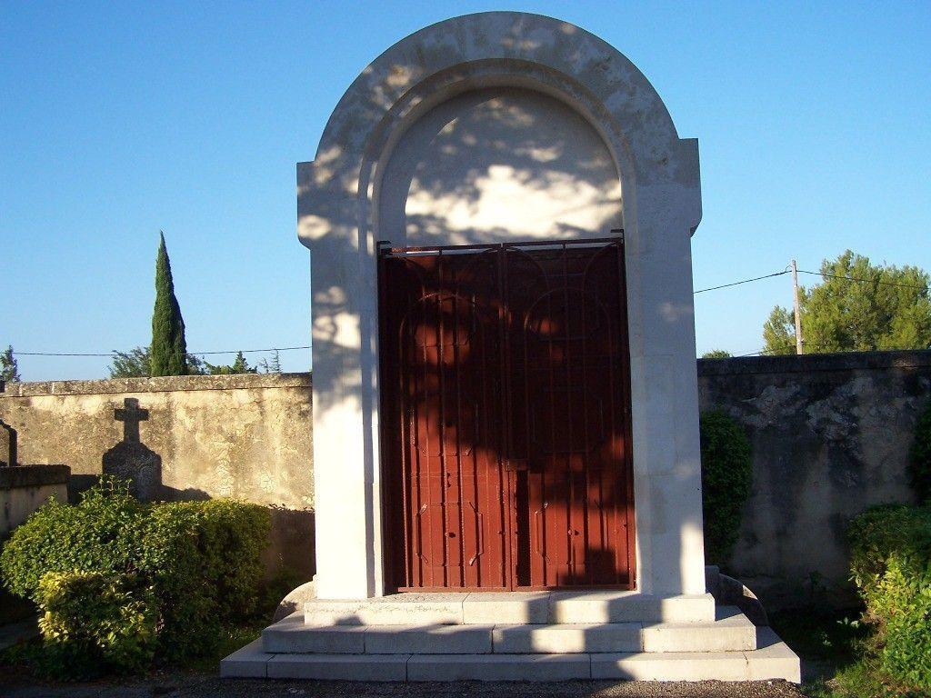 cimetière le thor 3