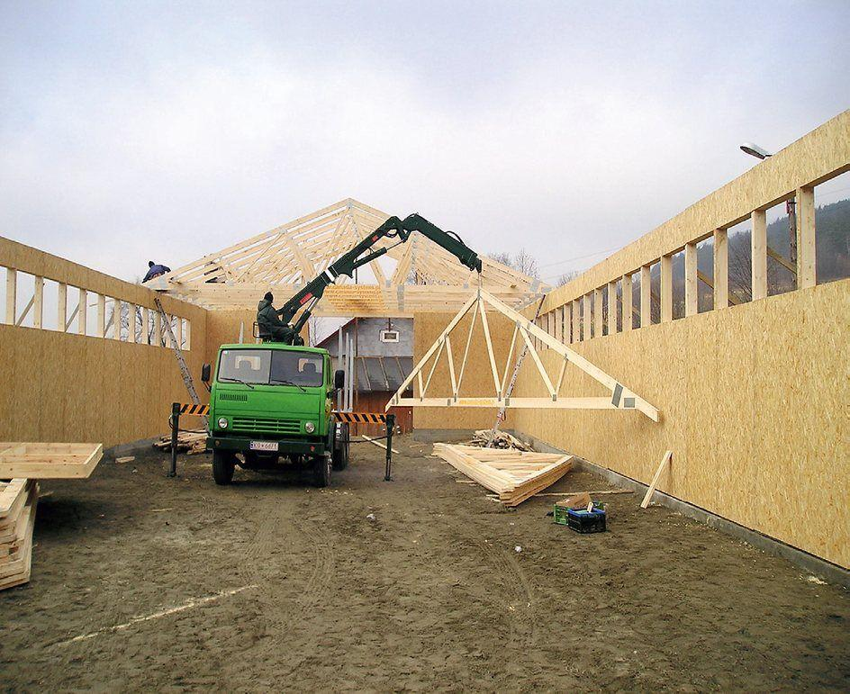Hangars agricole
