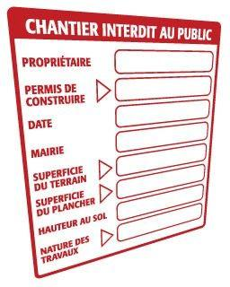 Construire urbanisme am nagements for Superficie permis de construire