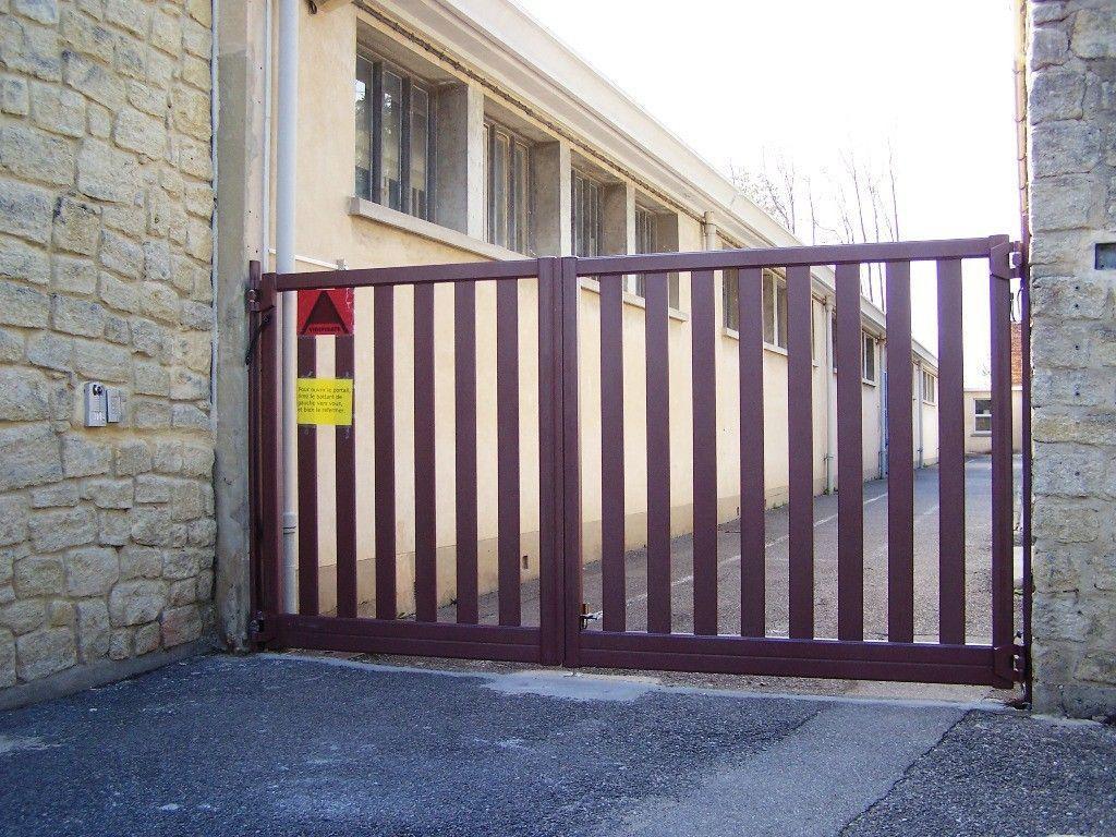 portail passerelle